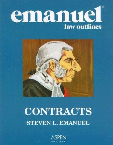 Download Emanuel Law Outlines