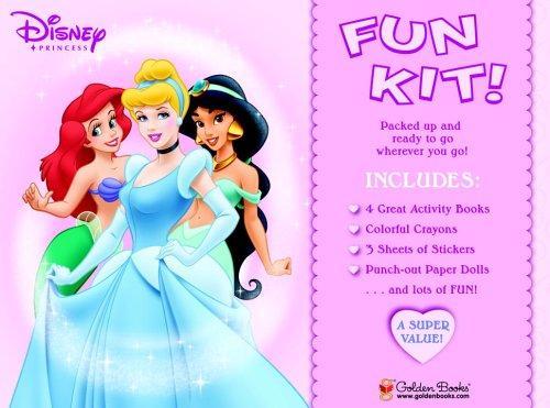 Download Disney Princess Fun Kit